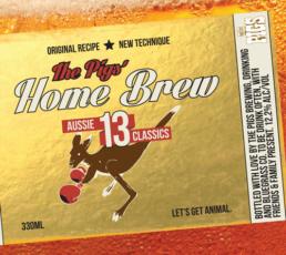 The Pigs' Home Brew: 13 Aussie Classics CD